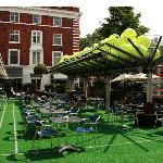 Wimbledon at London Bars