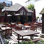 Beer Gardens in Chiswick