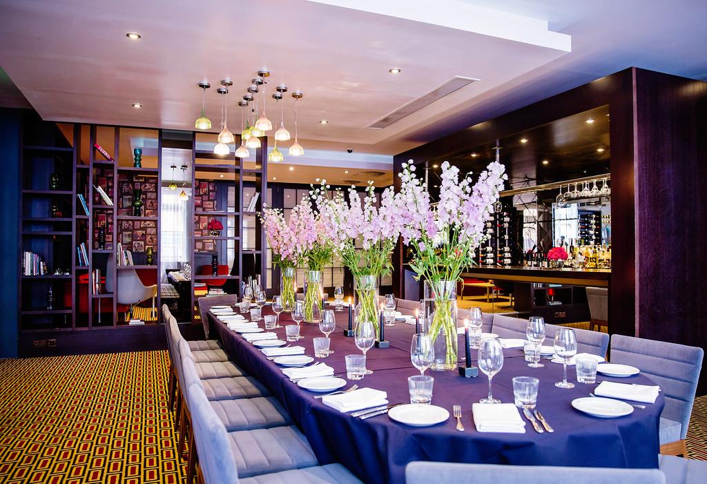 Restaurants Near Malmaison London