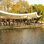 Bars in London Parks