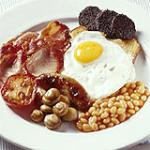 Fry Ups at London Restaurants