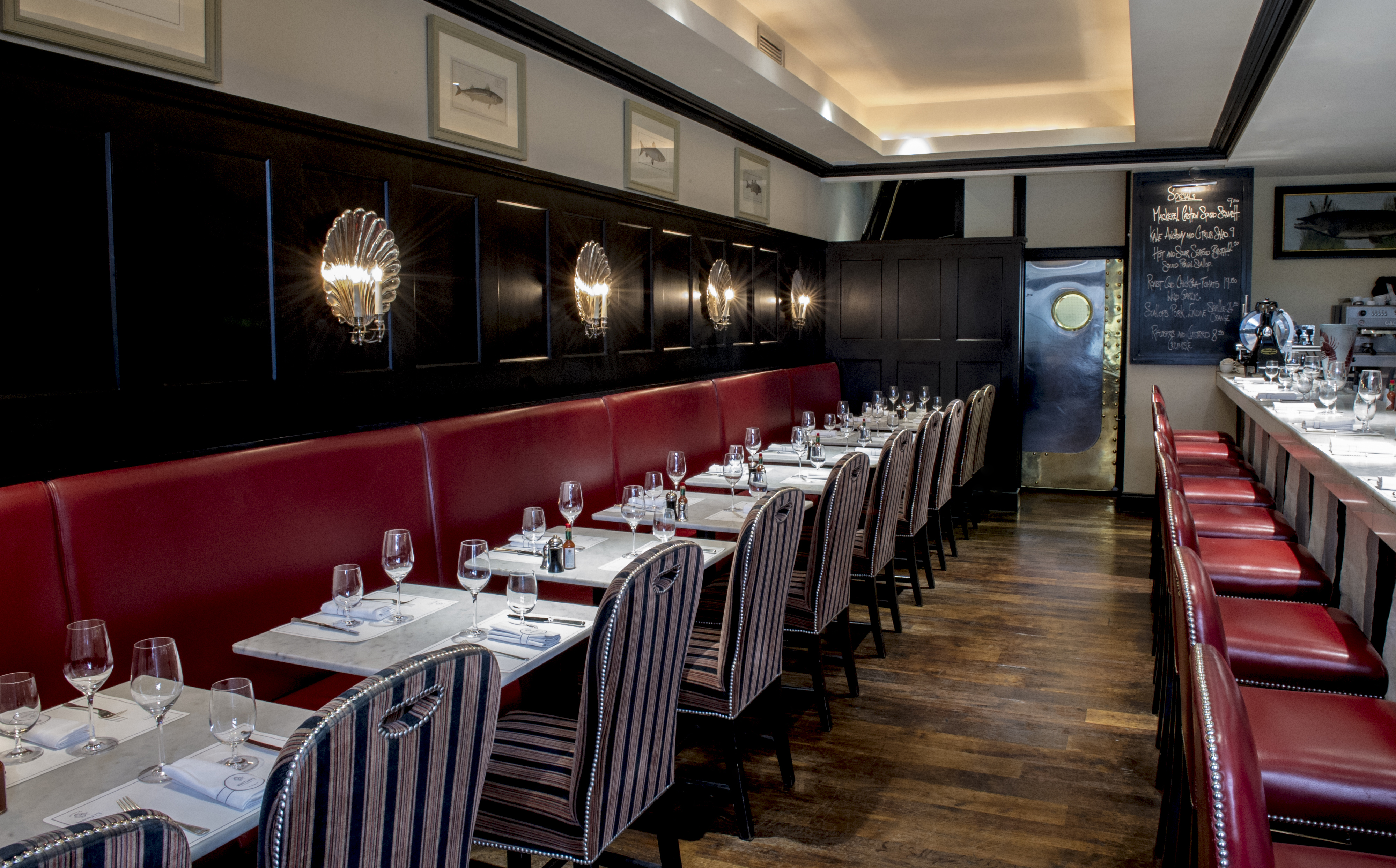 Bentleys Oyster Bar and Grill Image gallery and photos - W1B 4DG - London | View