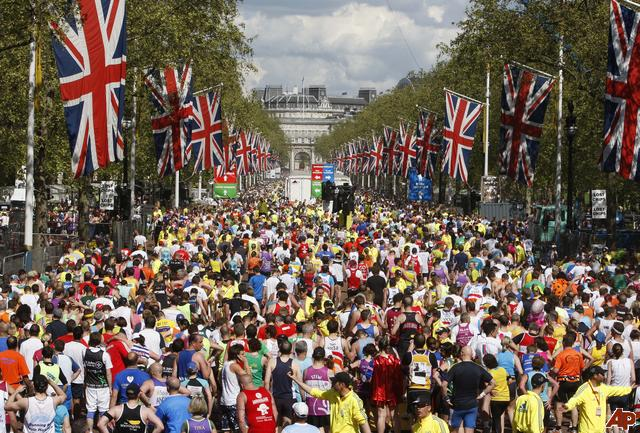 London Marathon Pubs and Bars