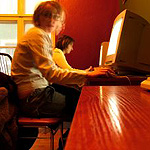 Internet Cafes in London