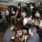 Upmarket Bars in Oxford