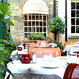 Outdoor Eating in London