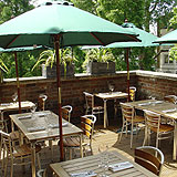 Cafes with Outdoor Areas in Bath