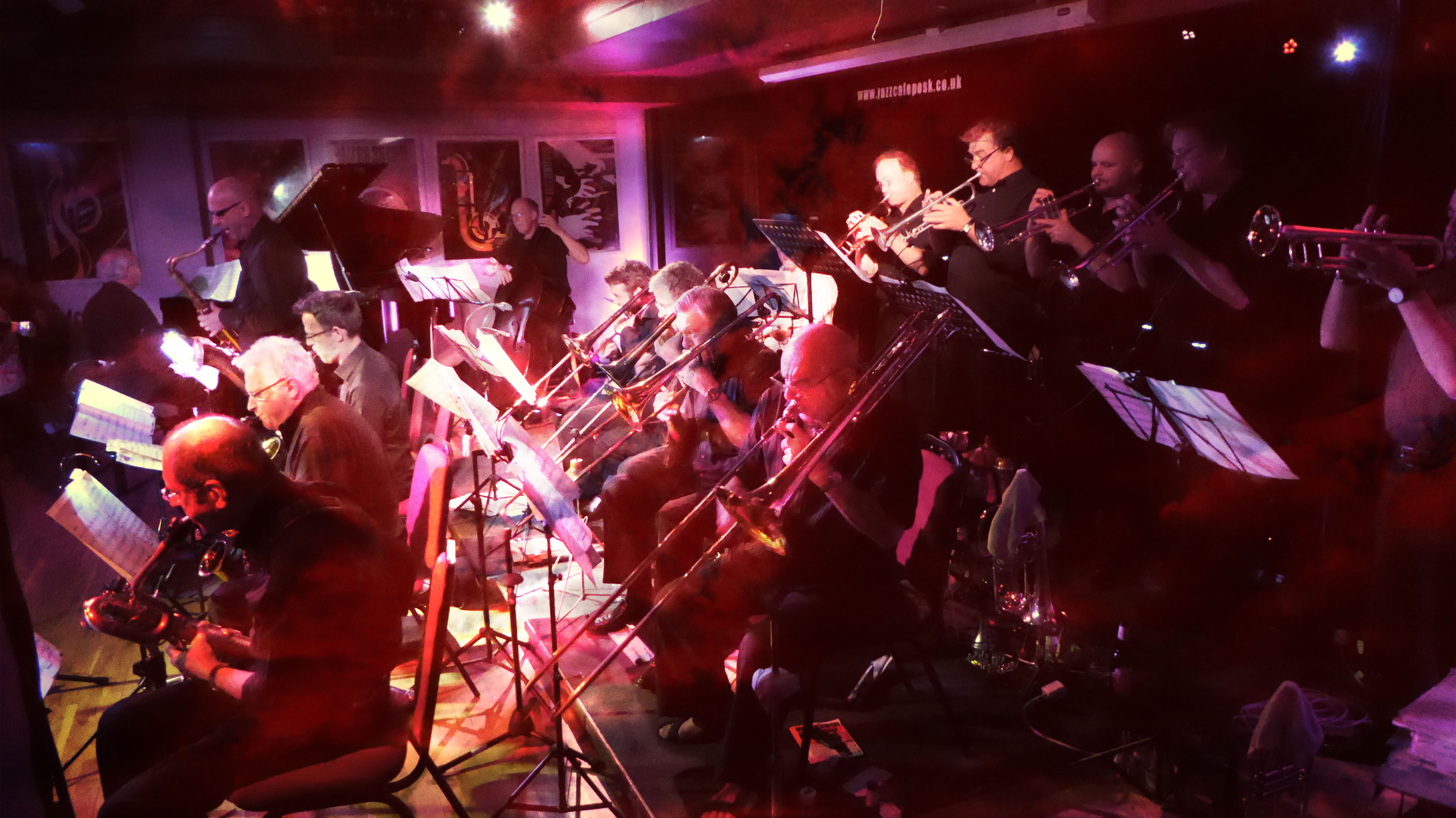 Jazz Cafe London Listings