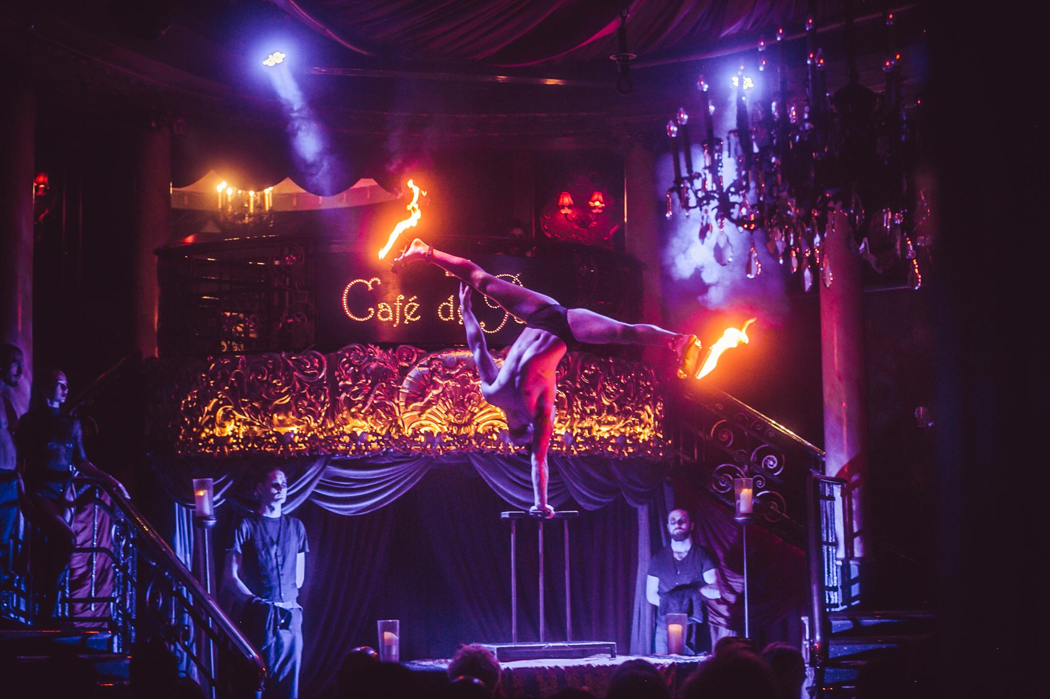 Cafe De Paris Club Reviews