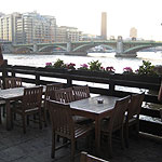 Outdoor Drinking in Central London