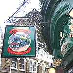 Liverpool Street Bars