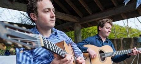 Barrett Brothers Gypsy Jazz