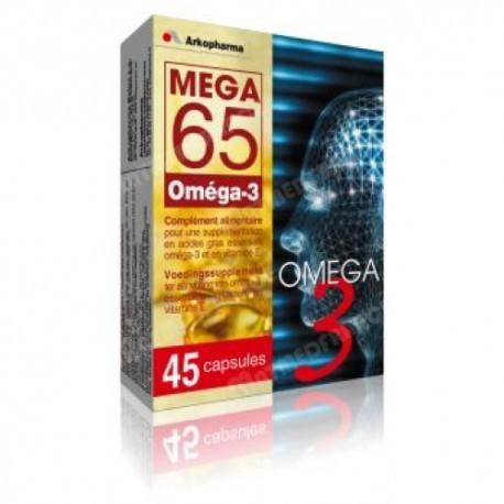 Mega 65 Age - 45 capsules