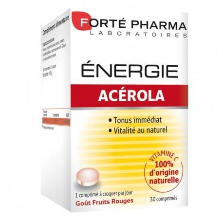 Acerola énergie vitamine C 60 comprimés