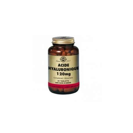 Acide Hyaluronique 120mg - 30 capsules