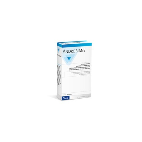 Androbiane - 60 comprimés