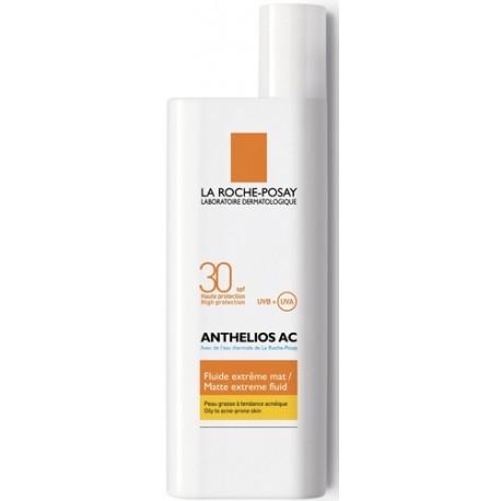 Anthelios Fluide peaux acnéiques SPF 30 - 50ml