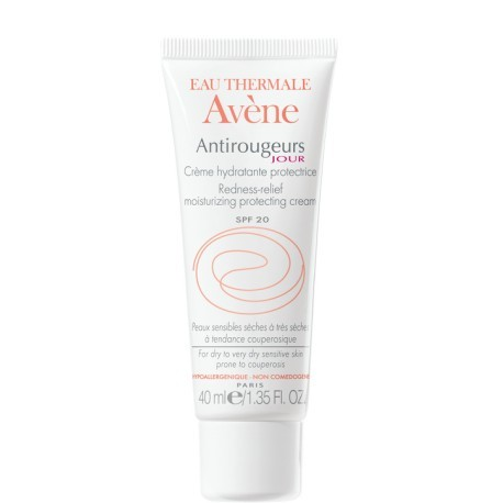 Antirougeurs Jour Crème Hydratante Protectrice - 40ml