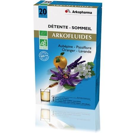 Arkofluides Detente - 20 ampoules