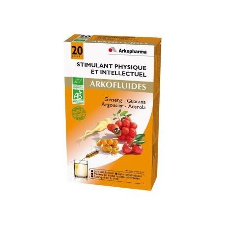 Arkofluides Stimulant - 20 ampoules