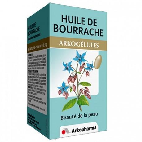 Arkogélules Bourrache - 60 gélules