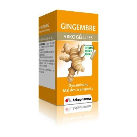 Arkogélules Gingembre - 45 gélules