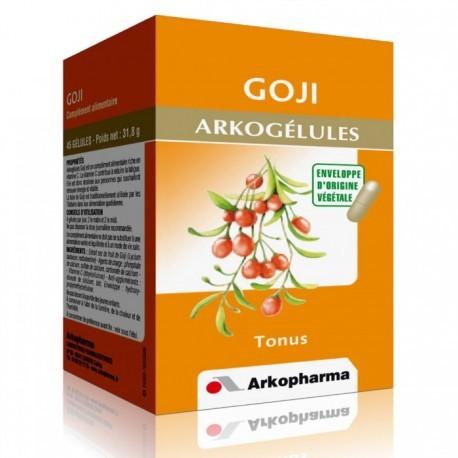 Arkogélules Goji - 45 gélules