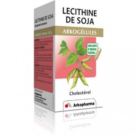 Arkogélules Lecithine - 45 gélules