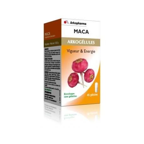 Arkogélules Maca - 45 gélules