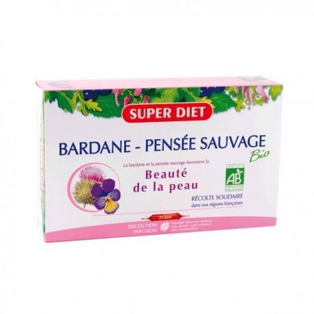 Bardane/Pensee - 20 ampoules