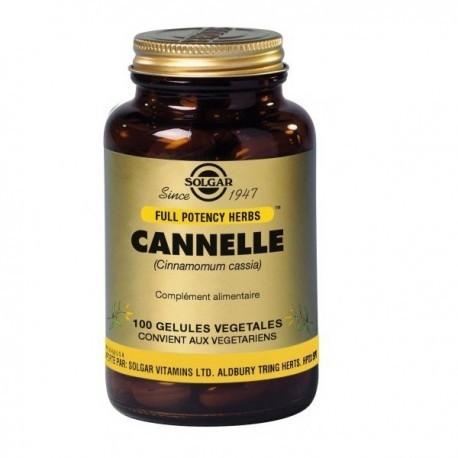 Cannelle - 100 gélules