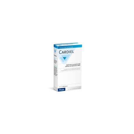 Cardiel Gel Protect Lipidocardio - 60 gélules