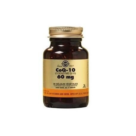 CoQ-10 60mg - 30 gélules