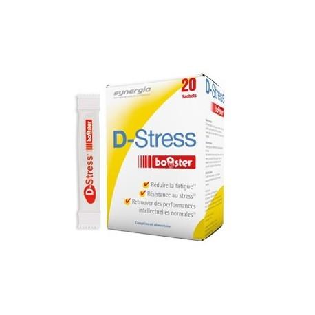 D-stress booster 20 sachets