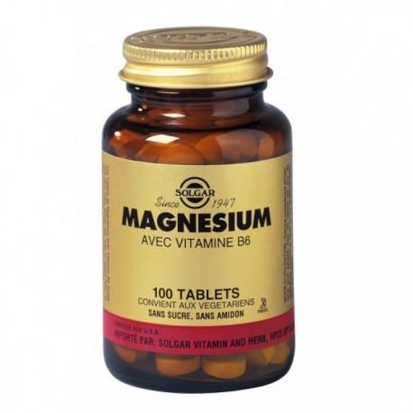 Magnesium B6 - 100 Tabs