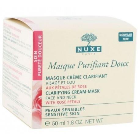 Masque purifiant doux 50 ml