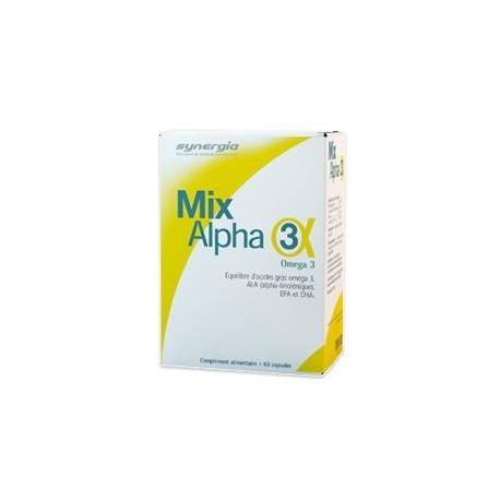 Mix Alpha 3 - 60 capsules