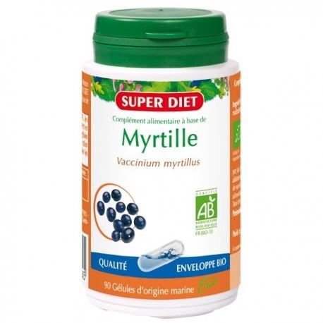 Myrtille Bio - 90 gélules