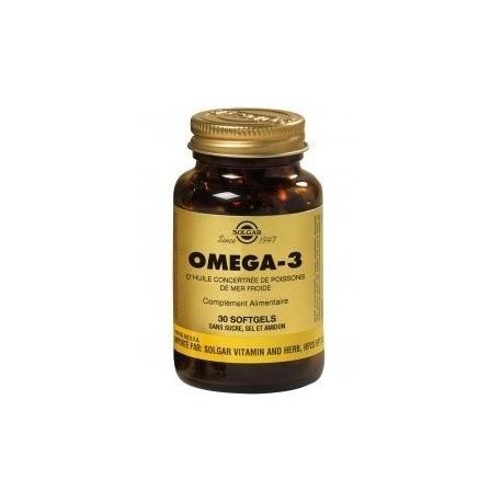 Omega 3 - 60 gélules