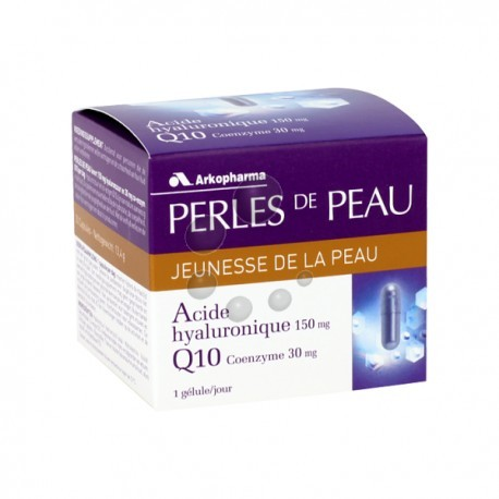 Perle De Peau Acide Hyaluronique + Q10