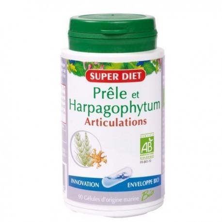 Prele et Harpagophytum Bio - 90 gélules