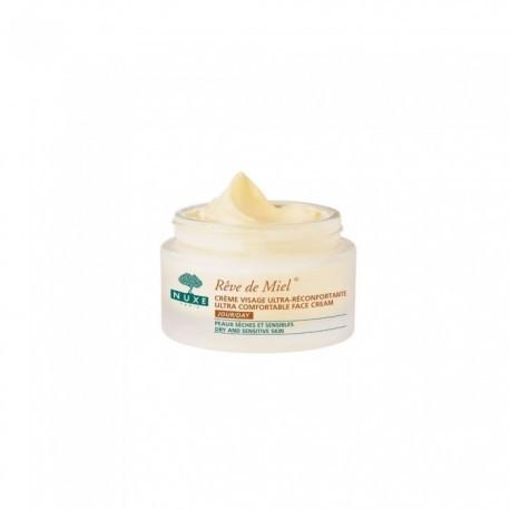 Rêve de miel crème visage jour 50 ml