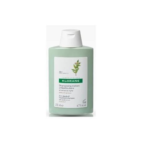 Shampoing Extrait de myrte - 200 ml