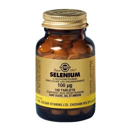 Selenium 100ug - 100 CP