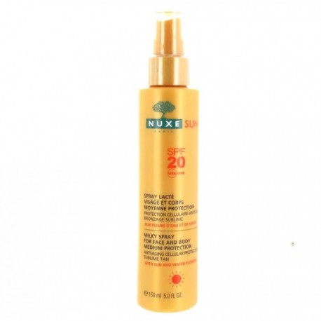 Sun spray lacté SPF 20 150 ml