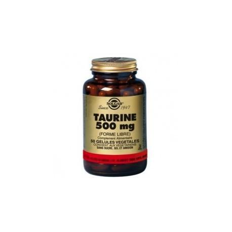 Taurine 500mg - 50 cp