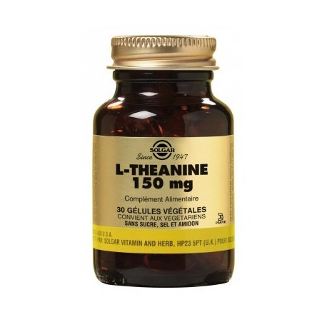 L-Theanine - 50 gélules