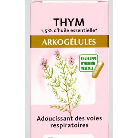 Thym - 45 gélules