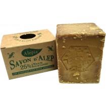 Pain de savon d'Alep 25% Laurier - 190g