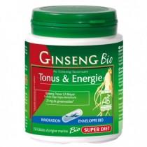 Ginseng Panax Bio - 150 gélules